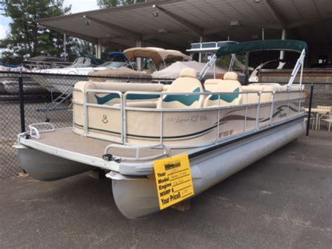 legend boats email pontoon boat 2002 premier 250 legend re deluxe 90 honda