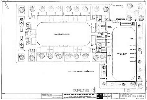 roller skating rink floor plans columbia arena