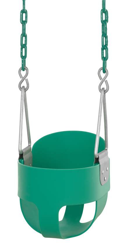 plastic coated chain for swing swingan high back full bucket toddler baby swing