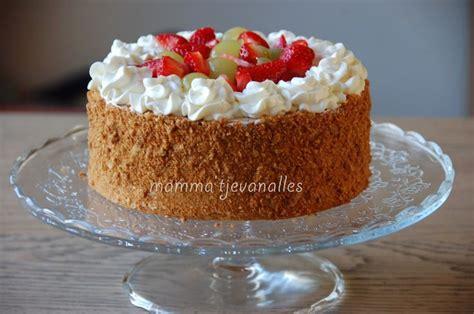 High Heels Vanilla Krem Termurah mamma tje alles slagroomtaart met aardbeien en