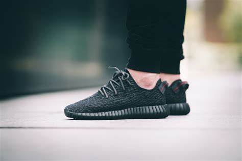 Adidas Yeezy 350 Kopen by Adidas Originals Yeezy Boost 350 Pirate Black Where To Buy