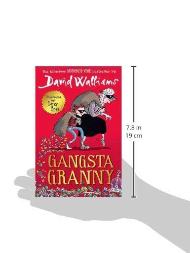 0007371462 gangsta granny gangsta granny david walliams import it all
