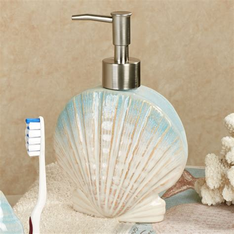 coastal moonlight bath accessories