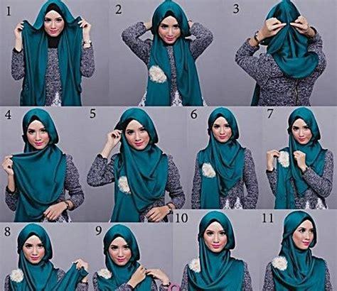 Jilbab Pasmina Saudia Polos trendy tutorial 2016 free langsamdroid hijabpashminatutorial