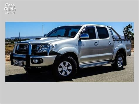 Port Augusta Toyota 2010 Toyota Hilux Sr5 4x4 For Sale Automatic Ute Tray