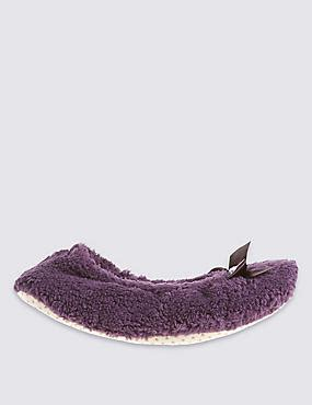 Green Heeled Moccasins From Marks Spencer by Womens Slippers Slippers M S