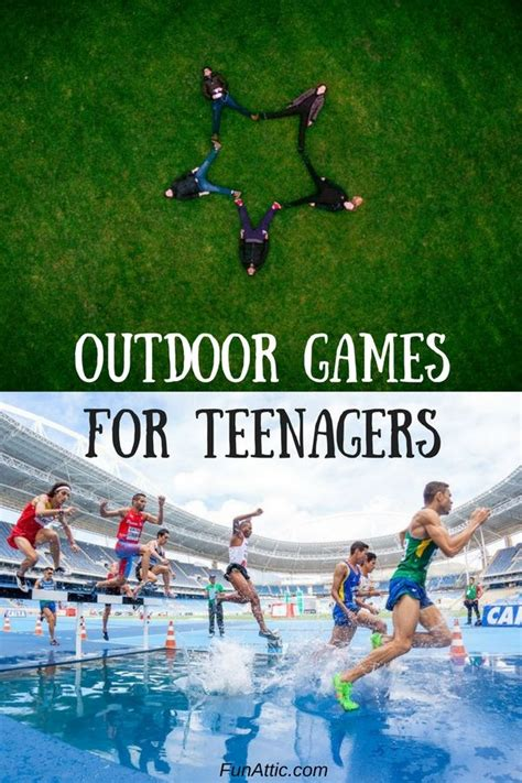 backyard activities for tweens the 25 best outdoor games for teenagers ideas on