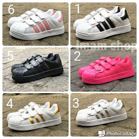 Sepatu Adidas Superstar Low Unisex Made In 1 jual sepatu adidas superstar anak anak unisex