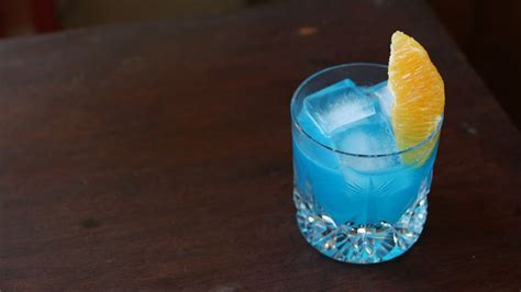 blue cocktails yes blue drinks can be good drinks food wine