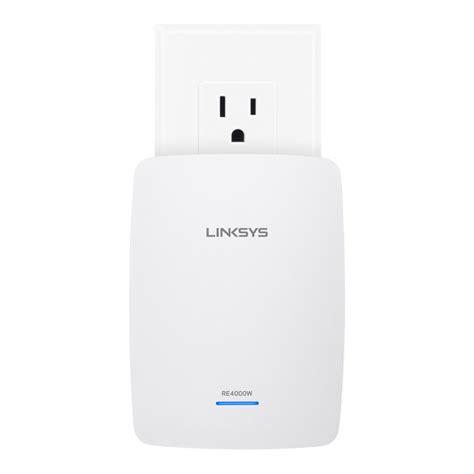 Linksys Re4000 linksys re4000w n600 pro wi fi range extender