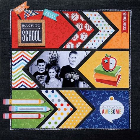 simple scrapbook layout designs 25 best scrapbook layouts i love images on pinterest