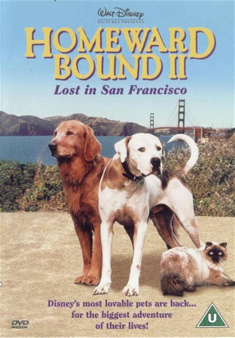 filme schauen a dog s journey homeward bound ii lost in san francisco movie review