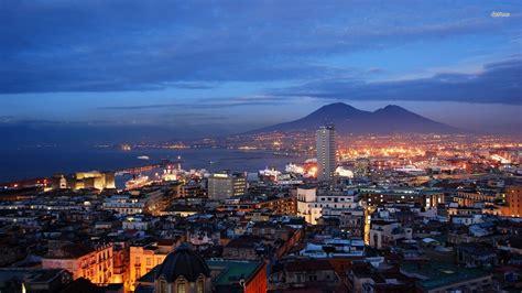 Naples Italy Hd Napoli Italy Wallpaper