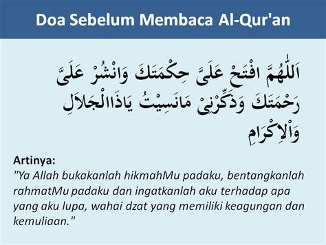 download mp3 ayat al quran beserta artinya bacaan doa sebelum dan sesudah membaca al qur an lengkap