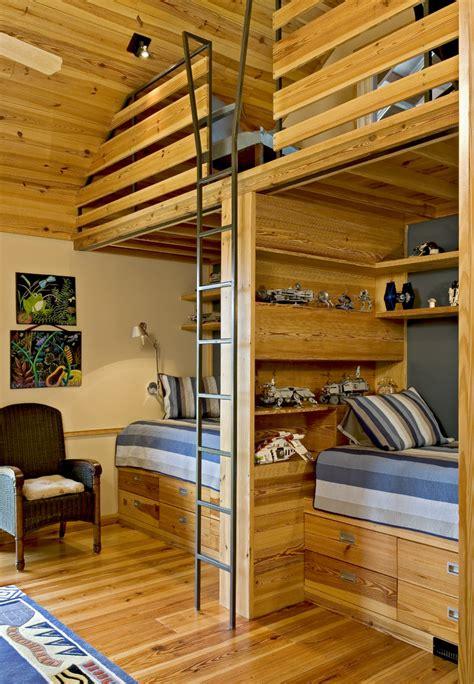 teen loft beds bedroom farmhouse with loft bedroom roman 45 wonderful shared kids room ideas digsdigs