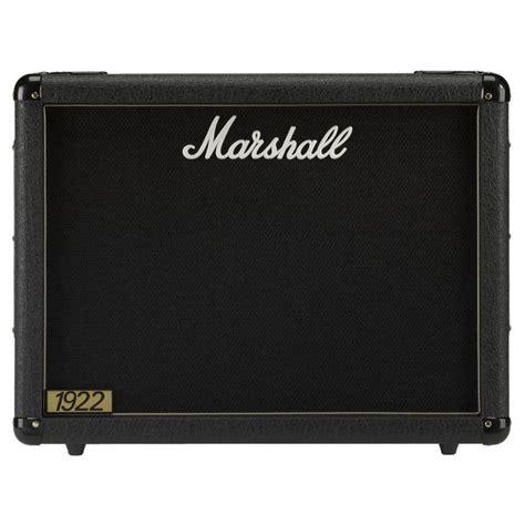 marshall mx212 2x12 guitar speaker marshall 1922 2x12 quot guitar speaker cab nearly new at