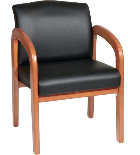leather waiting room chairs faux leather guest chair in waiting room chairs
