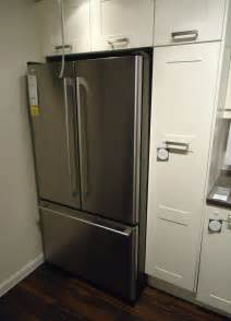 Refrigerator Kitchen Cabinet File Kitchen Design At A Store In Nj Refrigerator And Cabinets 8 Jpg