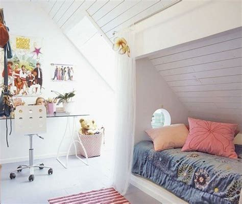 girls attic bedroom 20 bright attic room for children s home design and interior