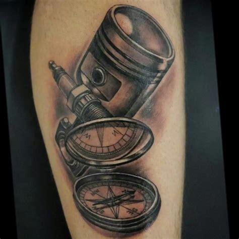new school mechanic tattoo tattoo