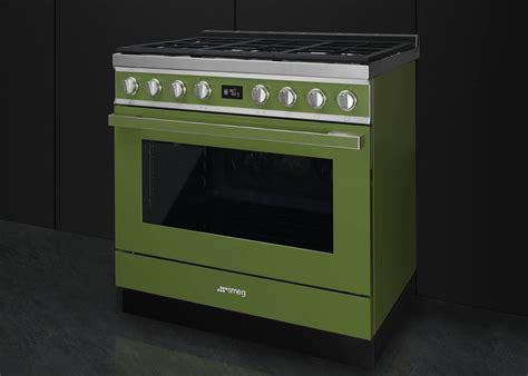 cucina a gas smeg smeg tecnologia arreda