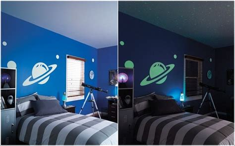 glow in the paint glidden glow in the paint and decals for your child s room