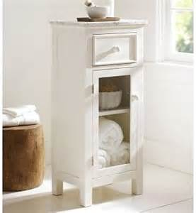 marble top bathroom cabinet lucca marble top floor storage cabinet white