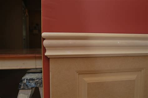 Wainscoting Cap Rail by Work In Progress Wainscoting Pictures Provide How To Insight