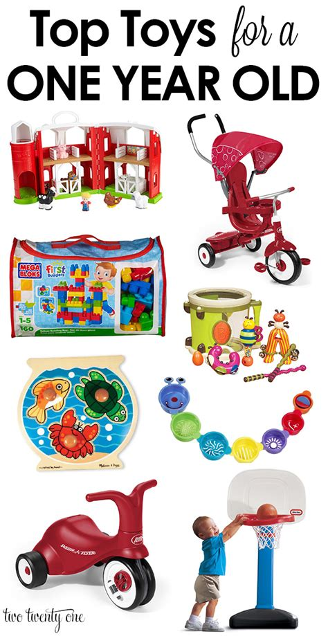 top toys for a one year old