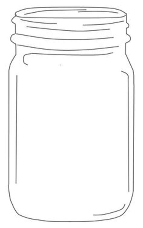 jar card template free jar template large shapes and templates