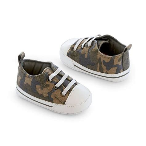 Carters Crib Shoes by S Camouflage Crib Shoes Baby Boy From Kohl S