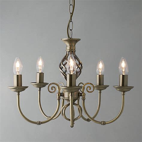 Lewis Lighting Chandeliers by Lewis Malik 5 Arm Ceiling Light Chandelier New In Box
