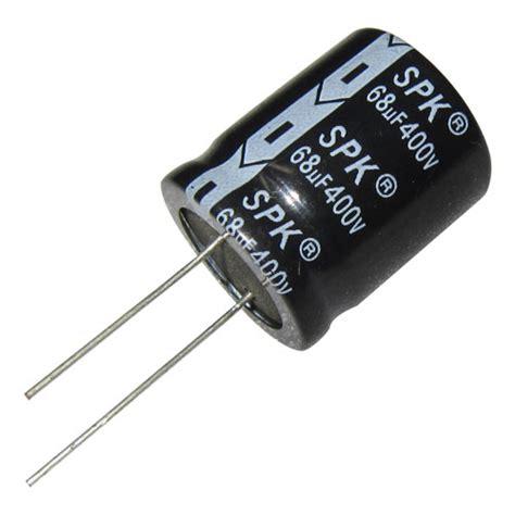 capacitor eletrolitico 1 farad capacitores c 243 digo num 233 vandertronic