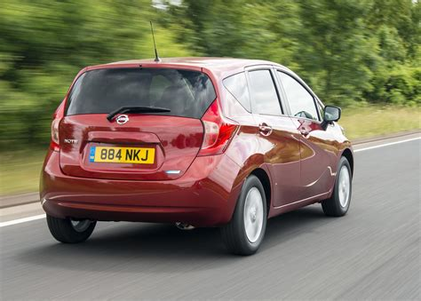 nissan note hatchback review 2013 parkers