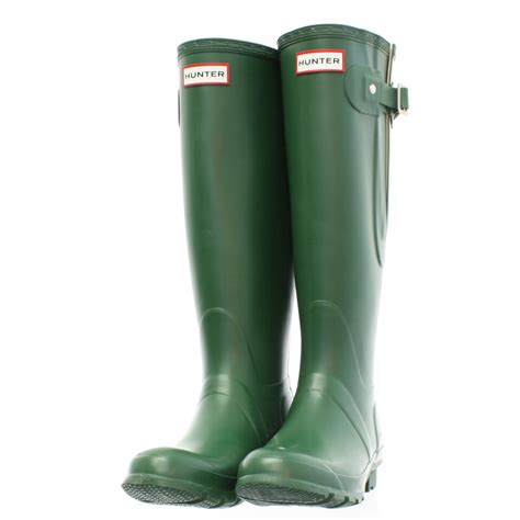 Slip On Casual Garden Court Green womens original adjustable green wellies
