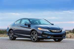 Honda Accord Coupe Blue 2016 Honda Accord Review Bolder Better Kelley