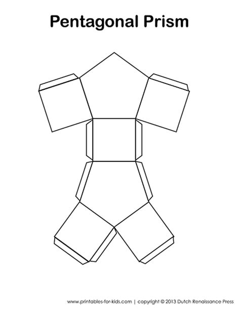 3d shape templates printable 3d shapes for printables for