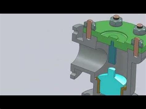 swing check valve animation swing check valve animation g m engineering www gmengg