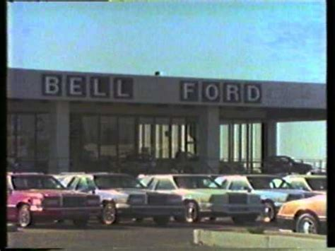 Bell Ford bell ford commercial
