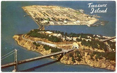 CALIFORNIA San Francisco   Treasure Island Birds Eye View
