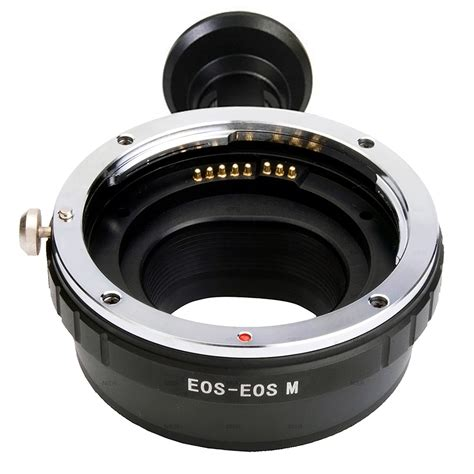 Goods Canon Mount Adapter Ef Eos M Brand New canon ef to eos m objective adapter ef s lens adapter