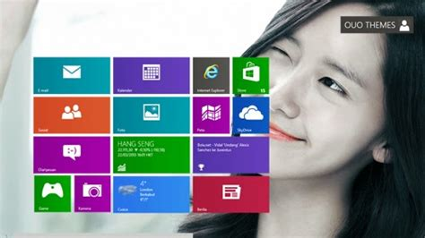 theme line yoona yoona snsd theme for windows 7 and 8 8 1 ouo themes