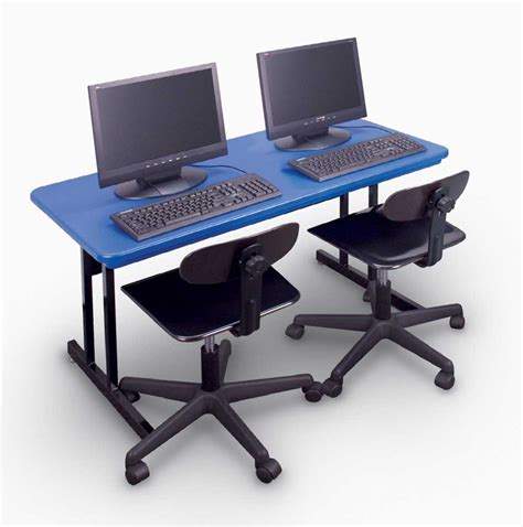 Computer Desk Height by Computer Desk Height For A Comfortable Use