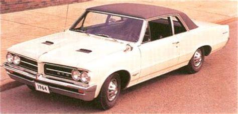 1964 1965 pontiac gto howstuffworks
