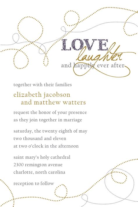 Invitation Text Wedding by Great Wedding Invitation Wording Wedding Invitation