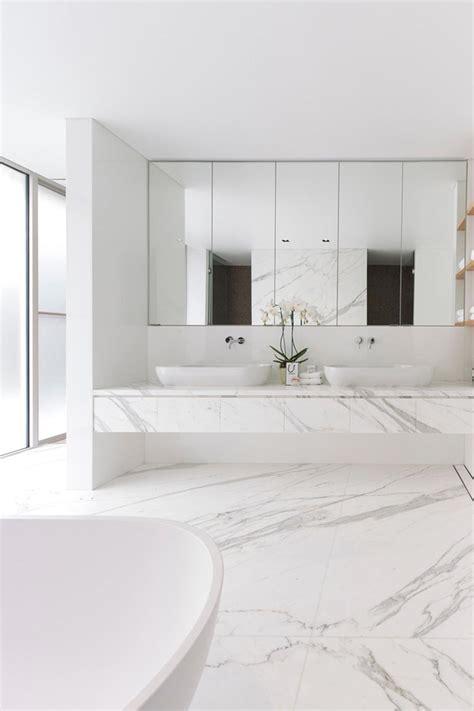 Ensuite Bathroom Design Ideas Salle De Bain Marbre Blanc Pour Afficher Une Classe