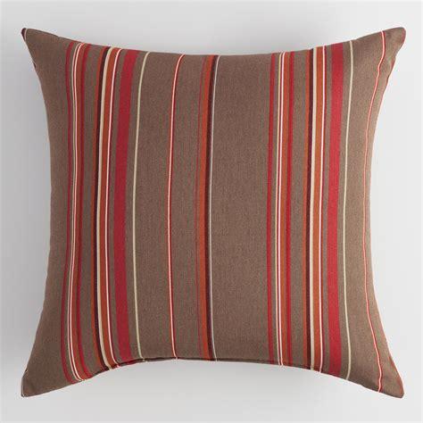 Outdoor Throw Pillows Sunbrella by Sunbrella Brownstone Stanton Outdoor Throw Pillow World