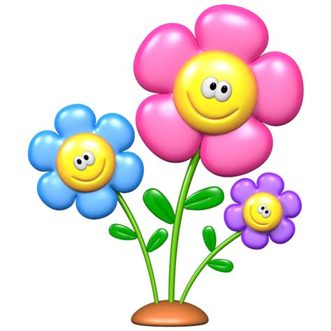 Blumen Sticker Gesicht by Sticker Mural Enfant Sourire De Fleurs Webstickersmuraux
