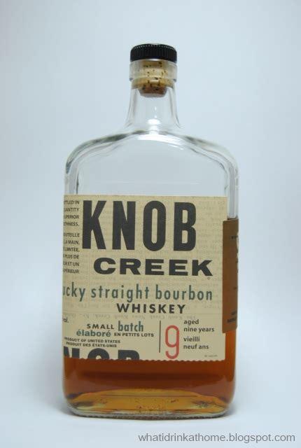 knob creek kentucky bourbon whiskey what i