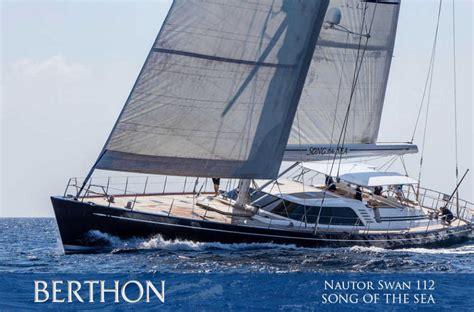 yacht yacht yacht song nautor swan 112 song of the sea palma superyacht show
